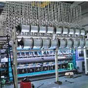Основовязальные и рашель машины для производства гардинно-тюлевых изделий фото