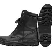 Ботинки Омон бортопрошивные комбинированные фото