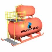 Топливно-масляная установка ( ТМУ 25 м³ + 5 м³ ) фото