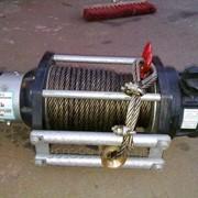 Лебедка электрическая автомобильная для ГАЗ-66 и ГАЗ 3308 фото