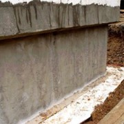 Антикоррозийная обработка бетона, железобетона фото