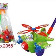 Каталка Самолет, код 2058 фото