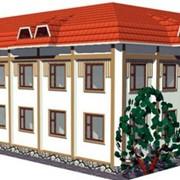 Здания быстровозводимые, здания жилые, здания нежилые фото