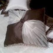 Пошив декоративных подушек. фото