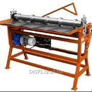 Электромеханический станок продольной резки металла СПР-1250/5-А толщиной фото