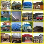 Сотовый поликарбонат от 3 до 10мм , Цветной и прозрачный. Размер 2,1х6м. Арт № 18-01-12 фото