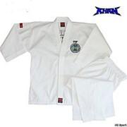 Униформа для тхэквондо добок ITF WB Khan CLUB (120-160) фото