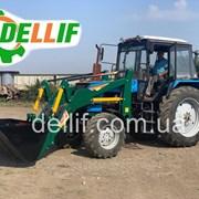Погрузчик на трактор МТЗ-82, 920, 1025 фото