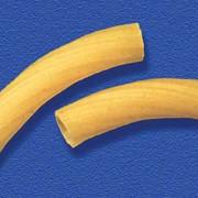 Макароны - Трубка с косым рифлением - ТМ МИЛЕНА фото