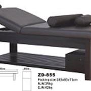 Стационарный массажный стол KO-4 Alba (КО-5-3) фото