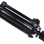 Гидроцилиндр ЦС-75*200 с упором (СКП-2,1,СЗС-2,1) фото