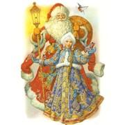 Заказать деда Мороза и Снегурочку фото