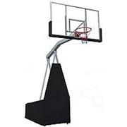 Мобильная баскетбольная стойка клубного уровня STAND72G фото