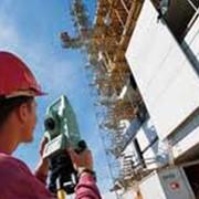 Геодезический контроль точности геометрических параметров зданий и сооружений фото