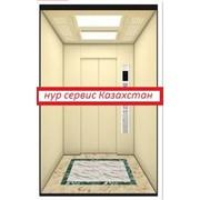 Пассажирский лифт в фарфоре фото