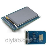 TFT LCD 3.2 + Touch panel + SD Card фото