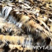 Мех альпаки (в пластинах)