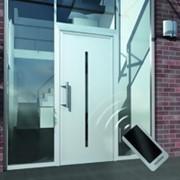 Автоматизация дверей фото