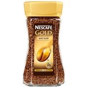 Натуральный растворимый Сублимированный Nescafe GOLD Мягкий фото