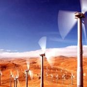 Оборудование ветроэнергетических установок фото