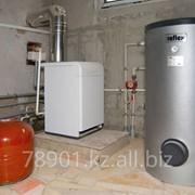 Промывка теплообменников газовых котлов,колонок,бойлеров. фото