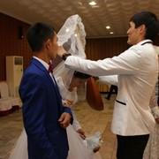 Ведущий в Алматы фото