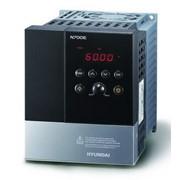 Частотный преобразователь Hyundai N700E-007HF мощность 0,75 кВт, номинальный ток 3,4 А, 380-480В фото