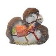 Верблюжонок сувенирный из войлока фото