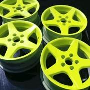 Рихтовка литых и стальных колесных дисков мотоциклов фото