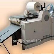 Автоматический ламинатор MASSAI 72 фото