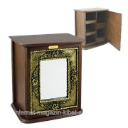 Маленький шкафчик под мелочи 30*27*19см Дерево, Металл Helios Line фото