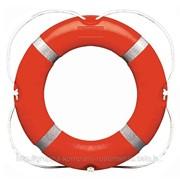 Освидетельствование круга спасательного. фото