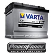 Аккумуляторная батарея VARTA фото
