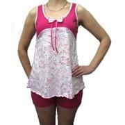 Женская ночная пижама фото