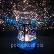 Проектор звездного неба Star Master Романтика фото
