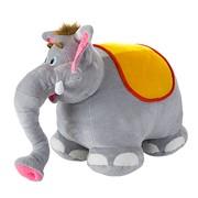 Игрушка мягкая Слон Глобус фото