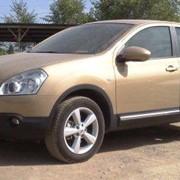Автомобиль кроссовер Nissan Qashqai 4 WD LE, Автомобили легковые внедорожники, Джипы, внедорожные автомобили фото