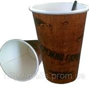 Производство бумажных стаканчиков фото