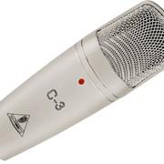 Микрофон Behringer C3 фото