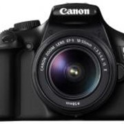 Фотоаппарат Canon EOS 1100D EF-S 18-55 Kit Grey фото
