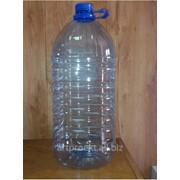 Бутылка ПЭТ 10 литров фото