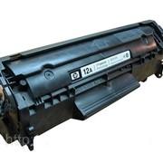 Заправка картриджей для лазерных принтеров HP фото