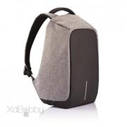 Рюкзак с зарядкой Bobby от XD Design Gray фото