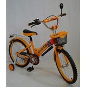 Велосипеды двухколёсные GALLOP-20, оранжевый фото