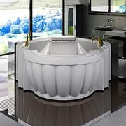 Акриловая ванна Монте-Карло перламутровая фото