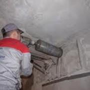 Сверление отверстий в бетонных стенах, Киев фото