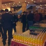 Организация фуршетов кофе-брейков банкетов в Алматы фото