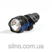 Фонарь тактический Gamo 80 lum Tactical Flashlight с креплением фото