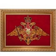 Панно Герб Министерства обороны фото