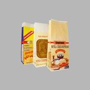Пакет фасовочный для сыпучих продуктов 130х85х310 фото